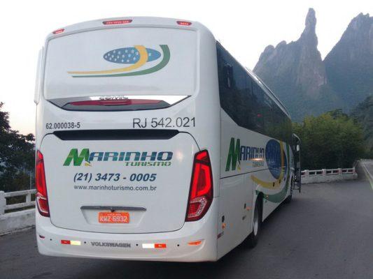Aluguel de Ônibus Rio de Janeiro x Búzios